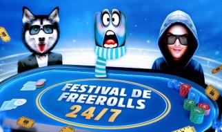 Únete al Festival de Freerolls de 888poker.es