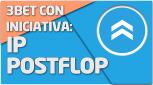TEORÍA Postflop 3bet con iniciativa IP