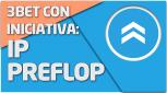 TEORÍA Preflop 3bet con iniciativa IP
