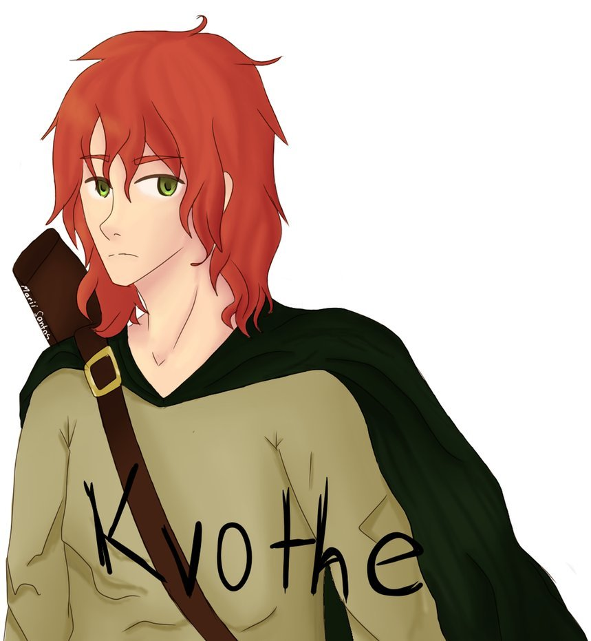 Profile picture for user Kvothe